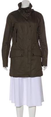 Belstaff Medium-Weight Zip-Up Jacket