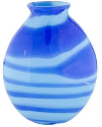 Tiffany & Co. Two-Tone Jamie Harris Glass Vase