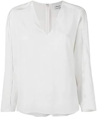 3.1 Phillip Lim v-neck blouse