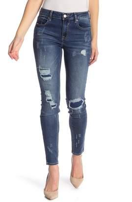 Vigoss Rip & Repair Super Skinny Jeans