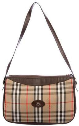 Burberry Vintage House Check Bag