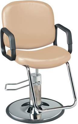 Equipment Pibbs Chameleon Wheat Styling Chair with Chrome Base