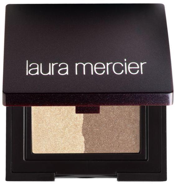 Laura Mercier Luster Eye Colour Duo, Golden Brown