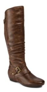 Bare Traps Baretraps Rebound Technology Pabla Tall Shaft Wide Calf Boots Women's Shoes