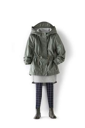 Country Road Hooded Parka
