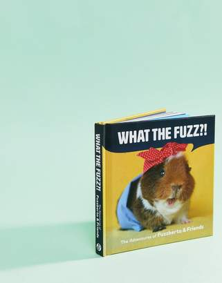 Books What the Fuzz?! Fuzzberta & Friends Furry Animal Selfies Book