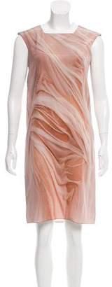 Maison Margiela Printed Shift Dress