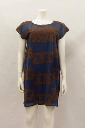 Ivy Jane / Uncle Frank Aztec Embroidery Dress