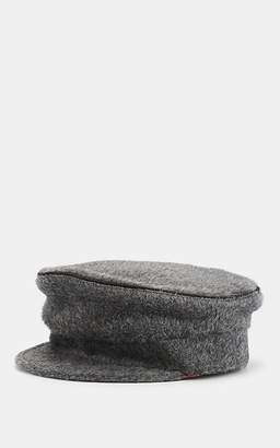 Lafayette House of Women's Fisherman 10 Cashmere Cap - Gray