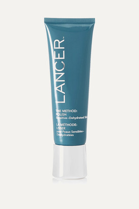 Lancer The Method: Polish Sensitive - Dehydrated Skin, 120g