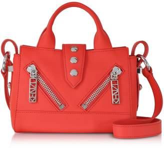 ec05a160a1 Kenzo Gommato Leather Kalifornia Mini Tote Bag