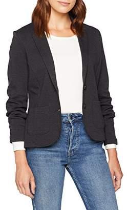 Tom Tailor Women's's Femininer Blazer Suit Jacket, (Black 2999), (Size: X-Large)