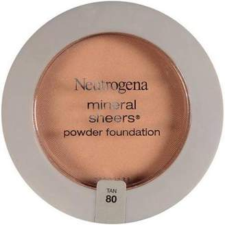 Neutrogena Mineral Sheers Compact Powder Foundation Tan