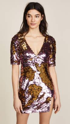 For Love & Lemons Sparklers Party Dress