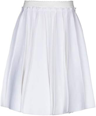 Blumarine Knee length skirts