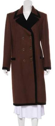 Ungaro Long Trench Coat