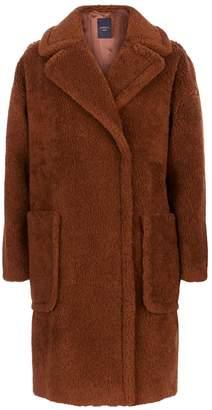 Max Mara Short Teddy Coat