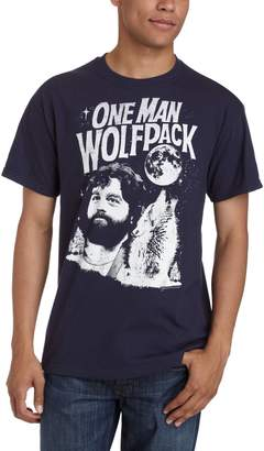 Ripple Junction Men's The Hangover One Man Wolfpack T-Shirt