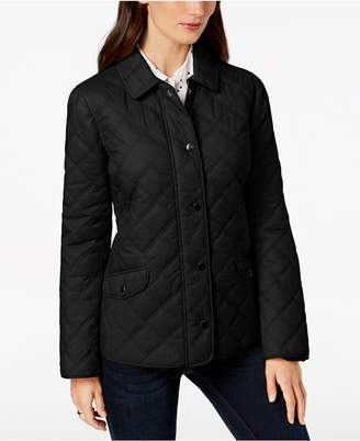 Charter Club Quilted Jacket, Created for Macy's