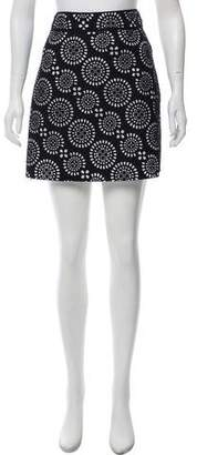 MICHAEL Michael Kors Patterned Mini Skirt w/ Tags
