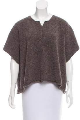eskandar Bouclé Knit Sweater