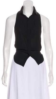 Unconditional Silk Sleeveless Top