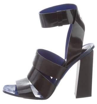 Proenza Schouler High-Heel Cage Sandals