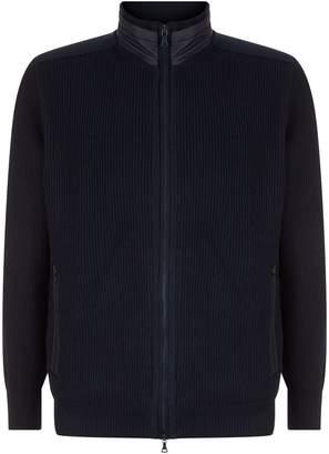 Paul & Shark Tonal Patch Sweater