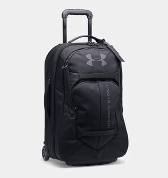 Under Armour UA Checked Rolling Suitcase