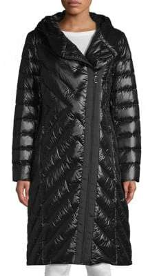Saks Fifth Avenue Asymmetric Packable Jacket