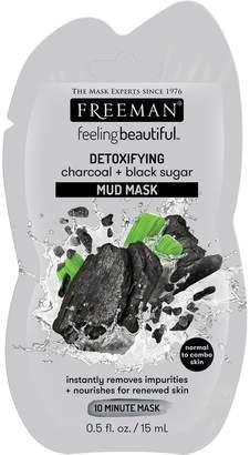 Freeman Charcoal & Black Sugar Mud Mask