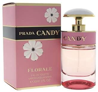 Prada Women's Candy Florale Eau de Toilette Spray