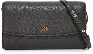 Tory Burch Robinson Pebbled Cross Body Bag $195 thestylecure.com