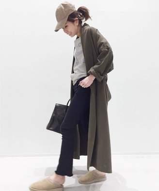 Deuxieme Classe (ドゥーズィエム クラス) - L'Appartement DEUXIEME CLASSE ◇Cotton Gown Coat