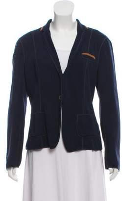 Brunello Cucinelli Lightweight Knit Blazer