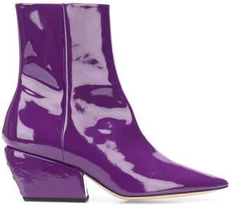 Petar Petrov Sarah ankle boots