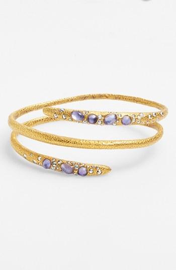 Alexis Bittar 'Elements - Maldivian' Coil Bracelet