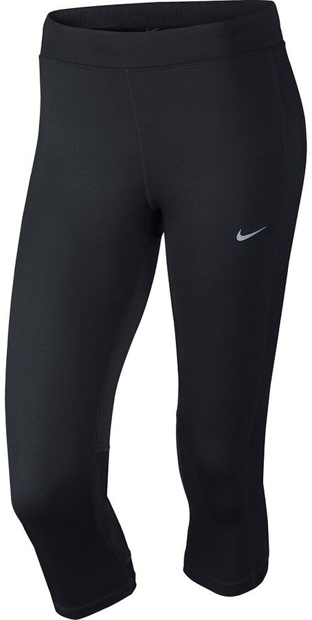 Women's Nike Essential Dri-FIT Capri Running Tights