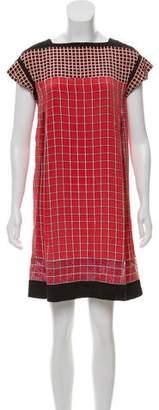 Ohne Titel Printed Mini Dress