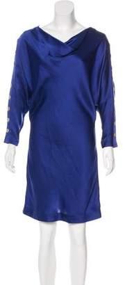 Pierre Balmain Silk Mini Dress w/ Tags