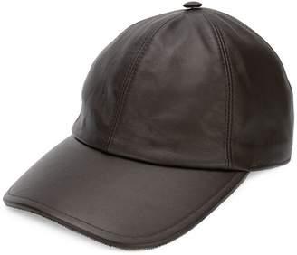 Fabiana Filippi metallic trim baseball cap