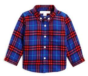 Burberry Boys' Fred Check Flannel Shirt - Baby