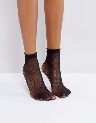 Gipsy Micro Fishnet Sock