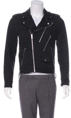 Marc by Marc Jacobs Notch-Lapel Biker Jacket
