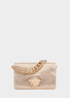 Versace Crystal Medusa Evening Sultan Bag
