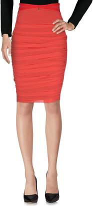 Elisabetta Franchi Knee length skirts - Item 35342428IT
