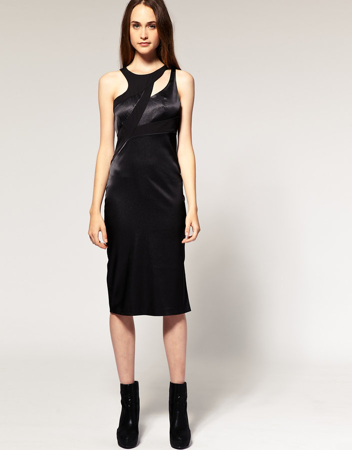 Vero Moda Very Cut Out Panelled Dress
