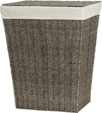 Creative Bath Capri Rattan Hamper