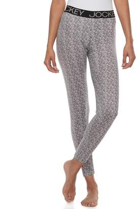Jockey Women's Butter Knit Long Leggings