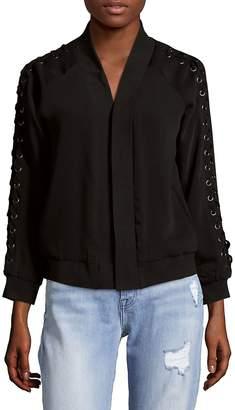 Saks Fifth Avenue RED Women's Soft Open Jacket